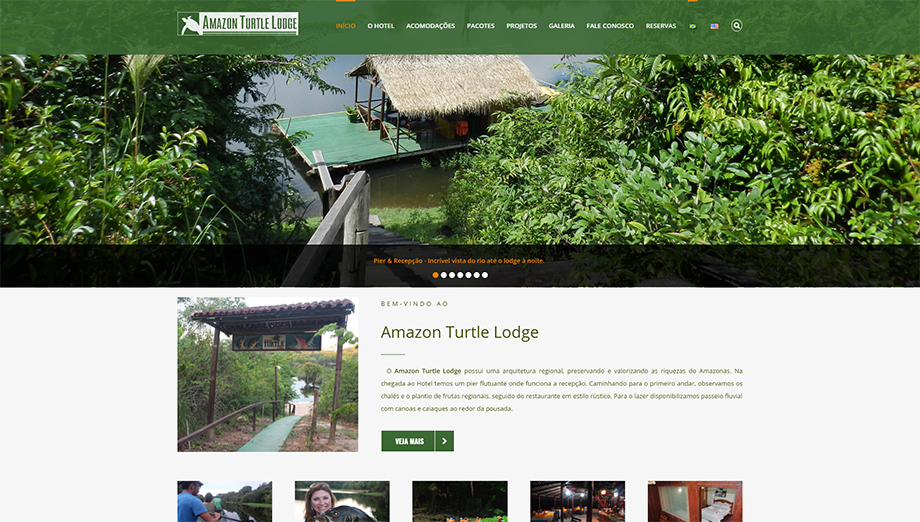 Amazon Turtle Lodge